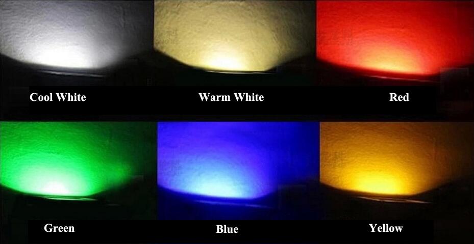 10 шт. открытый свет IP67 светодиодные фонари путь 3 вт светодиодный настенный светильник для сада площади подземных лестница освещение 85 - 265 в 12 в 110*45