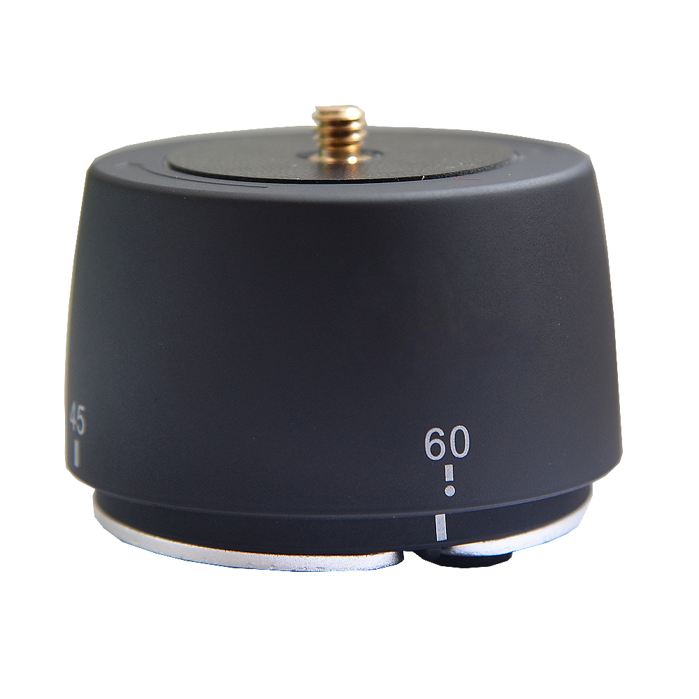 360 Degree 60 Minutes Panning Rotating Tripod Time Lapse Stabilizer Tripod Adapter Sony font b Action