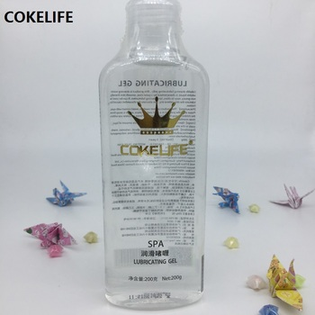 Lubricant for anal sex