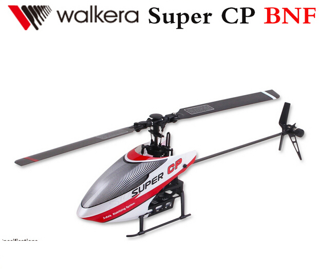 Original Walkera Super CP BNF (without Transmitter) 6CH Flybarless 3D RC Helicopter Designed for Beginner With Battery+Charger Original Walkera Super CP BNF (without Transmitter) 6CH Flybarless 3D RC Helicopter Designed for Beginner With Battery+Charger