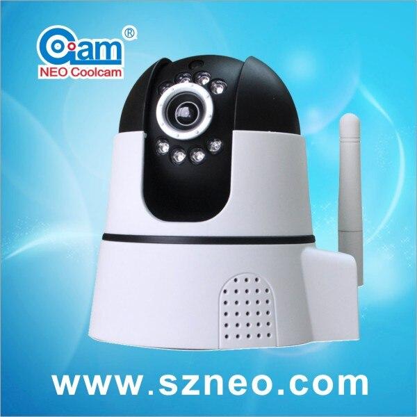 NEO Coolcam NIP-22FX caméra ip wifi bidirectionnelle audio 720 P, caméra IP sans fil P2P CCTV HD et moniteur bébé, application gratuite.