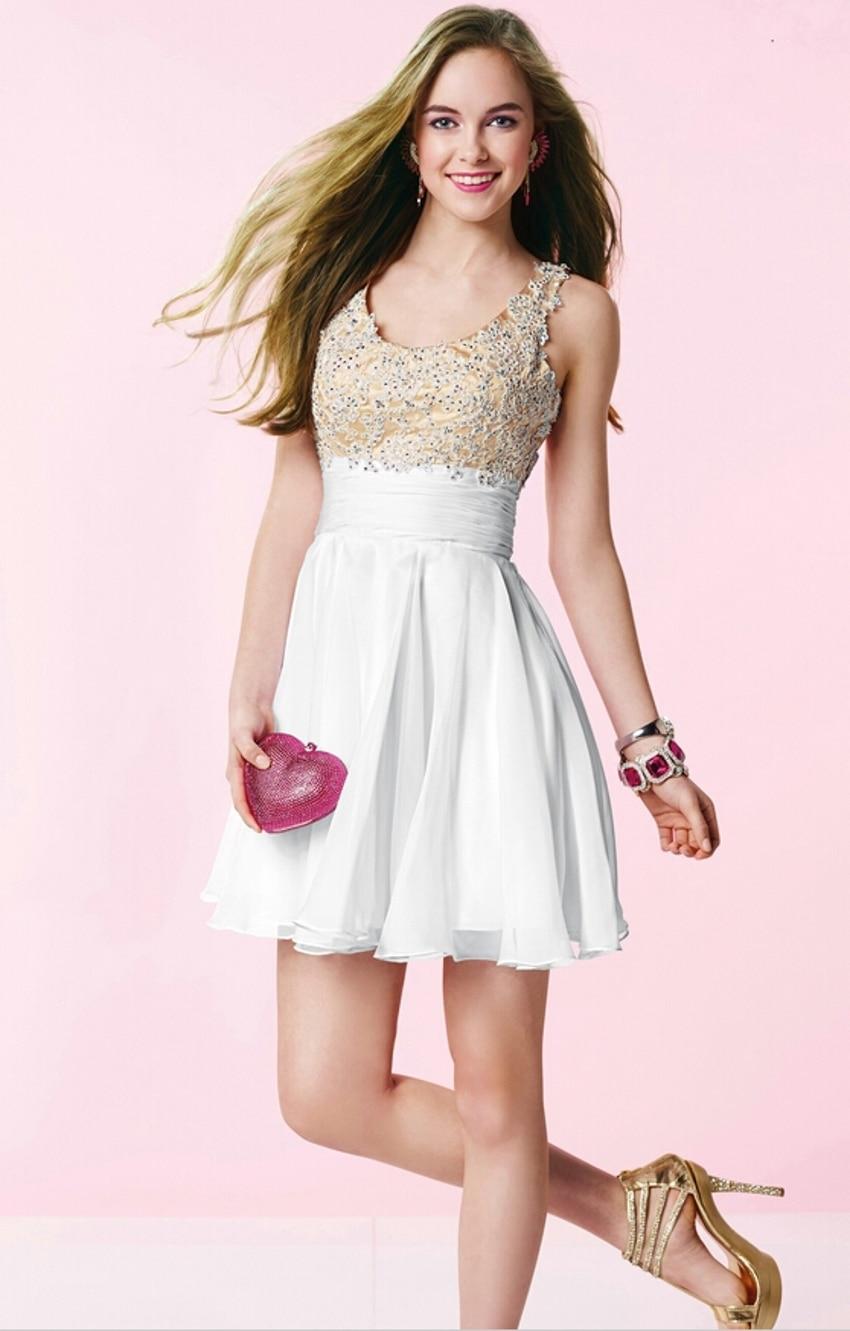 Online Get Cheap White Homecoming Dress -Aliexpress.com - Alibaba ...