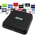 M8S TV Android Box Amlogic S812 2G/8G xbmc Kodi totalmente carregado 2.4G WiFi melhor do que M8 caixa de TV Android