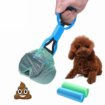 Pet Dog Pooper Scooper Long Handle Jaw Poop Scoop Clean Pick Up Animal Waste Dog Puppy Cat Waste Picker Outdoor Cleaning Tools собака фото на белом фоне