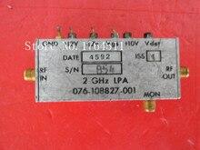[BELLA] HARRIS 076-108827-01 2GHz 12V SMA supply amplifier