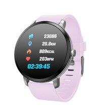 1bd165f1255 Faixa de relógio Inteligente IP67 V11 Atividade rastreador De Fitness monitor  de freqüência cardíaca do Bluetooth smartwatch à p.