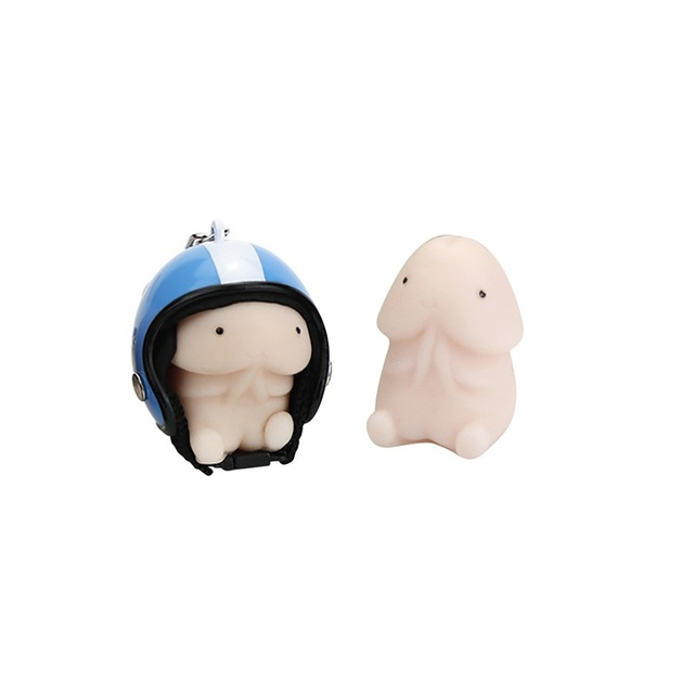 Squishy Squeeze Friend Toy