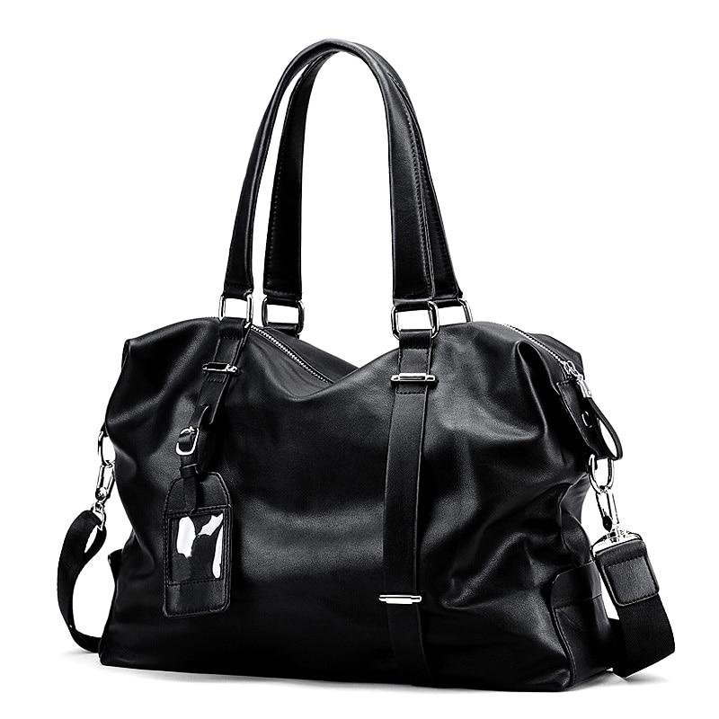 Ruil Fashion Crossbody bags vintage Borsa da uomo Casual Leisure - Borse