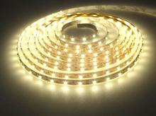 12 V 60 LED/m 5 m /lot 5050 5630 LED Strip Flexible Light Led 300Led non-waterproof Cool White Strip Led
