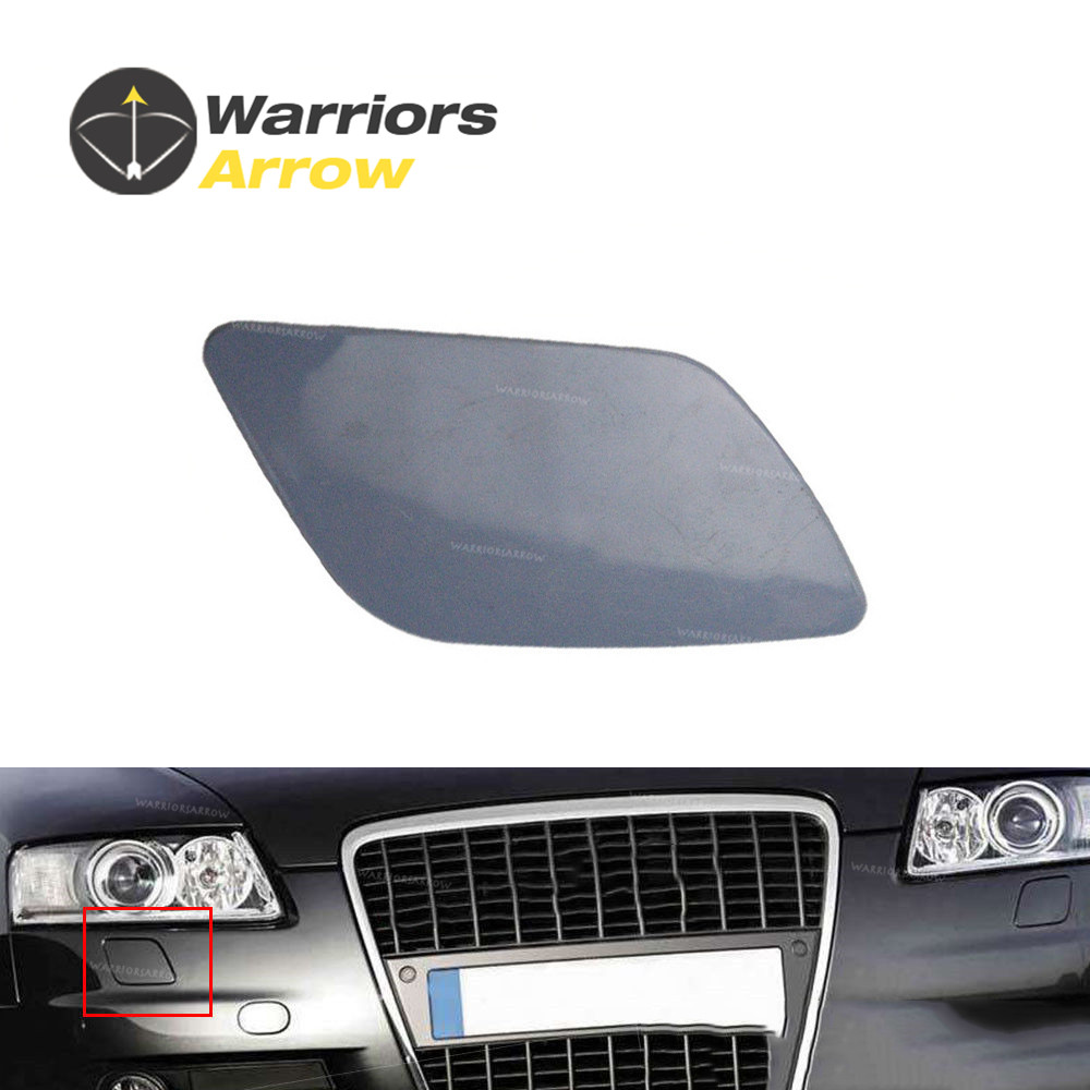 AUDI NEW A6 C6 FACELIFT HEADLIGHT WASHER COVER CAP JET RIGHT O//S 4F0955276B