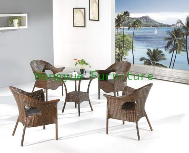 Patio new pe rattan furniture
