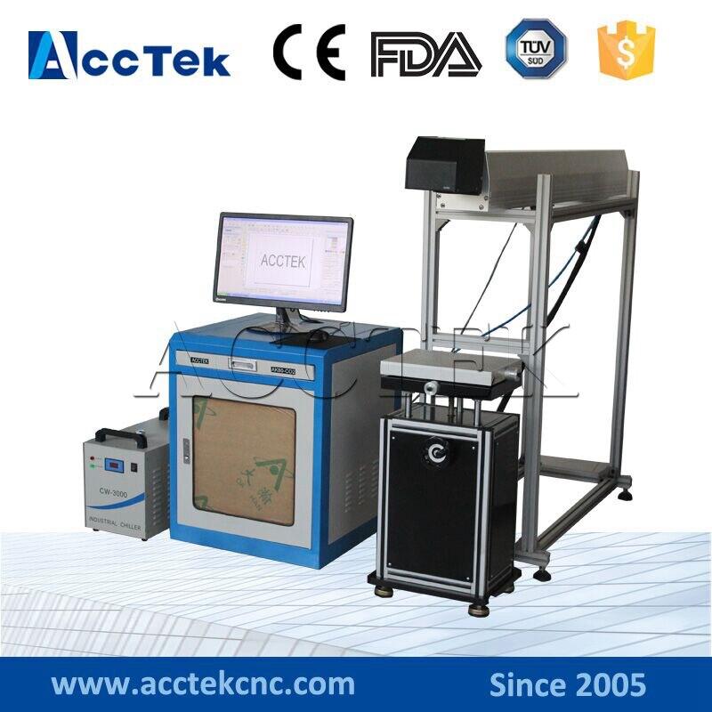 Machine de marquage laser co2 bon marché pour machine de marquage laser non-métal/co2 sur marqueur laser jeans/co2 à vendre