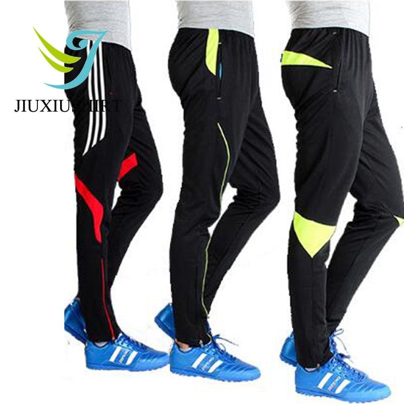 Running Pants Men Men's Sportwear Gym Clothing Fitness Sport Elastic Training Tracksuit Basketball Trousers Plus Size