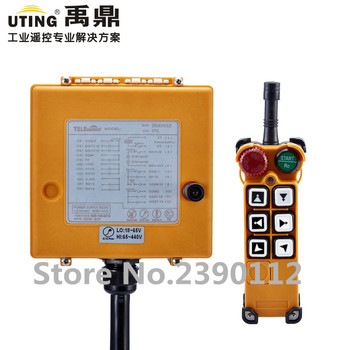 industrial wireless redio remote control F26-C2 for hoist crane