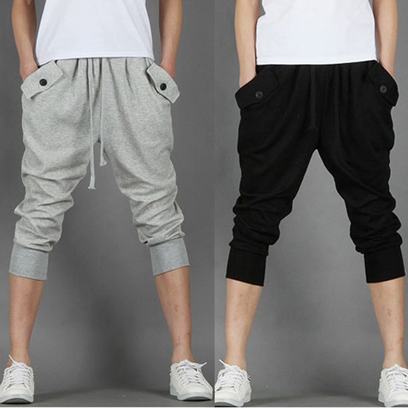 Popular Capri Pants Man-Buy Cheap Capri Pants Man lots from China ...
