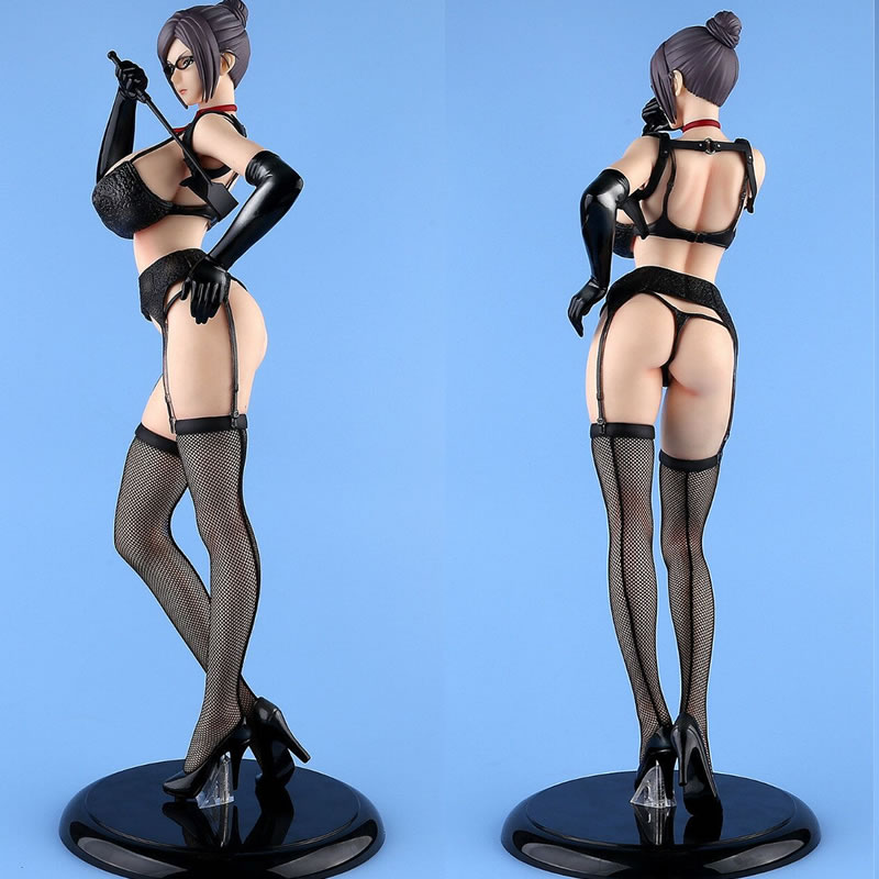 44CM Sexy B-style Action Figure Meiko Shiraki Stockings Comic Anime Shalleen Prison School Can Cast Off PVC Model Adult Doll свитшот blend blend bl203emowd24