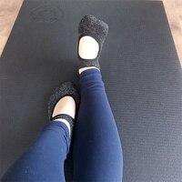 Новые женские носки для йоги нескользящие серебряные блестящие коттоновые носки высокого качества супер мягкие Танцы домашние носки для Йога