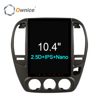 Ownice C600 10.4/9.7 Vertical 2gb ram Octa Core Android 6.0 Car DVD player For Nissan Sylphy 2006 2009 gps player 4G LTE DAB+