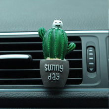 Cat Style Car Perfume Clip For Air Conditioning Tuyere Interior Decorations Supplies