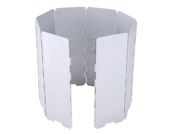Outdoor Aluminum Camping Wind Screen Camping Stove Wind Screen BL500-K2/BL500-K1