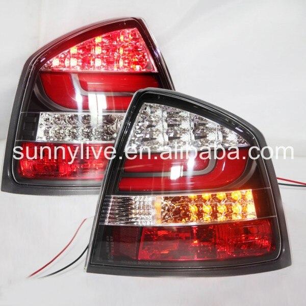 <font><b>LED</b></font> Tail Lamp for <font><b>Skoda</b></font> Octavia 2009-2012 year SN