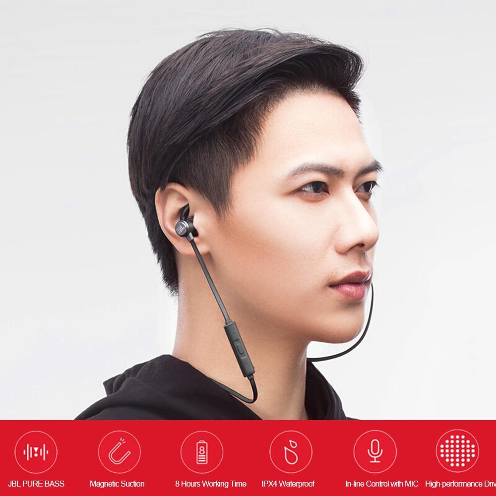 JBL T280BT Wireless Bluetooth Headphones Running Sport Earphone Sweatproof  Headset In-line Control with Microphone