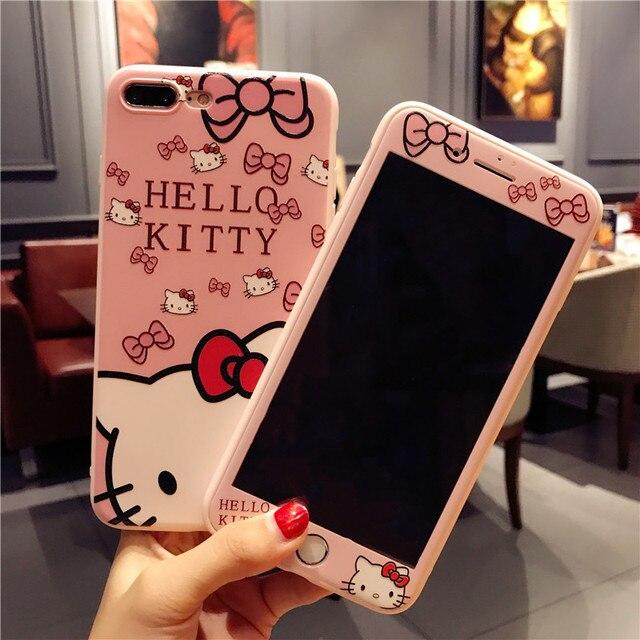 iphone 8 plus case kitty