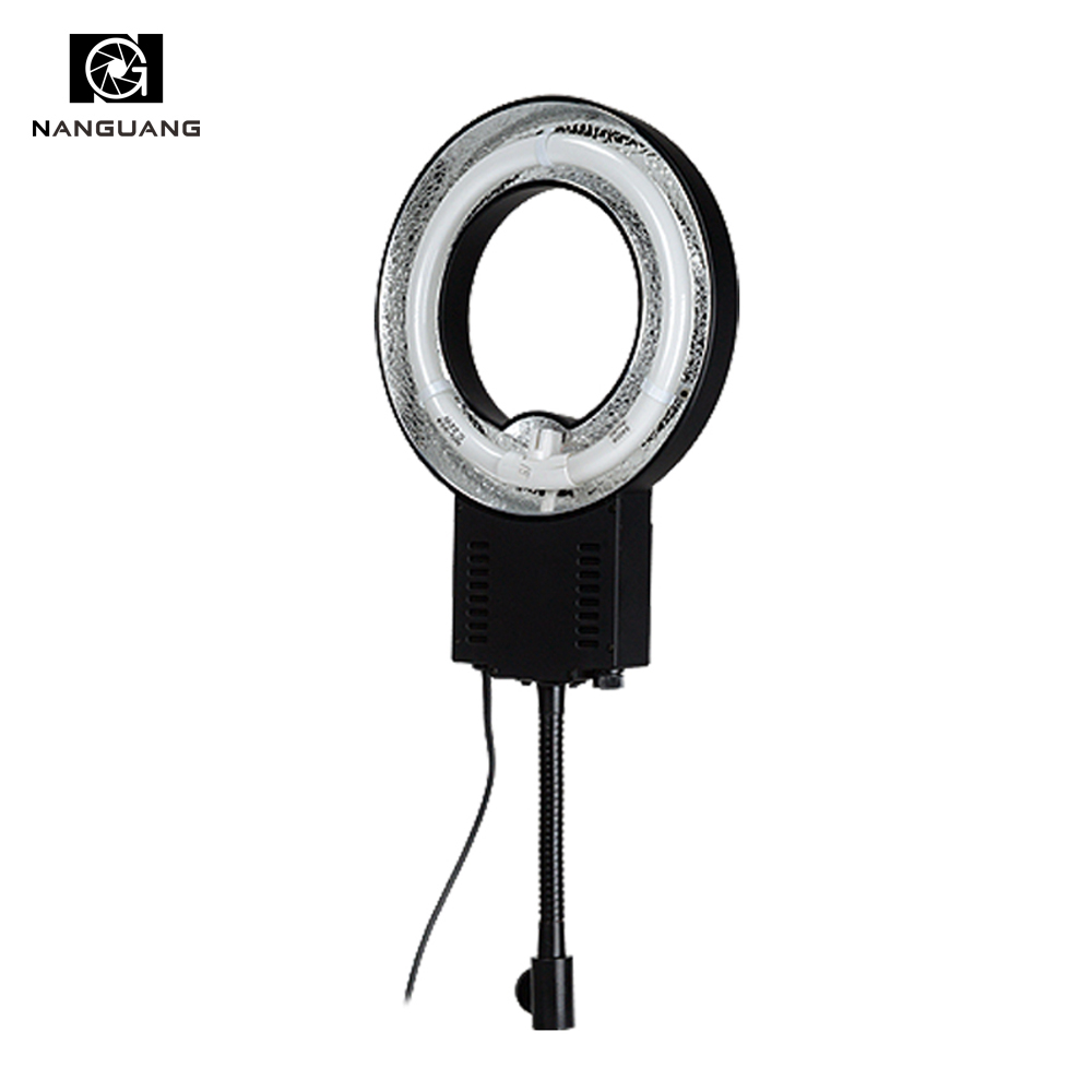 22W 5600K Daylight Fluorescent Ring Lamp Light for Small Objects Shooting Portrait Photo Lighting Camera Photo Studio Ring Light 40w daylight 5600k fluorescent ring lamps light for video photo selfie makeup lighting photo ring light photographic lighting