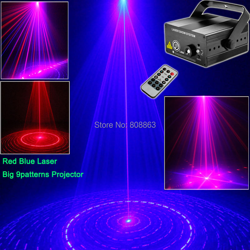 Stage Lighting Effect Commercial Lighting Eshiny Mini Rgb 4 Lens 96 Patterns Laser Projector Blue Led Club Home Party Bar Dj Disco Xmas Dance Lighting Effect Light N9t91 Sale Price
