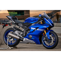 For Yamaha YZF 600 R6 2017 2018 Blue New and Hot product Motorcycle Bodywork 2Gifts High Quality Covers Include Seat Cover