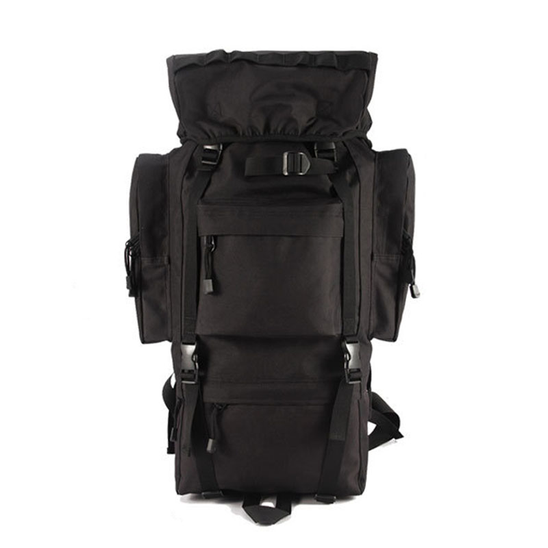 65L Military Tactical Assault Pack Backpack Army Molle Waterproof Nylon Bag Small Rucksack For Outdoor Hiking Camping Hunting 40l military tactical assault pack backpack molle waterproof bug out bag rucksack for outdoor hiking camping hunting x66