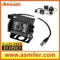 1080P Автомобильная инфракрасная камера заднего вида Водонепроницаемая для Full HD мобильного DVR