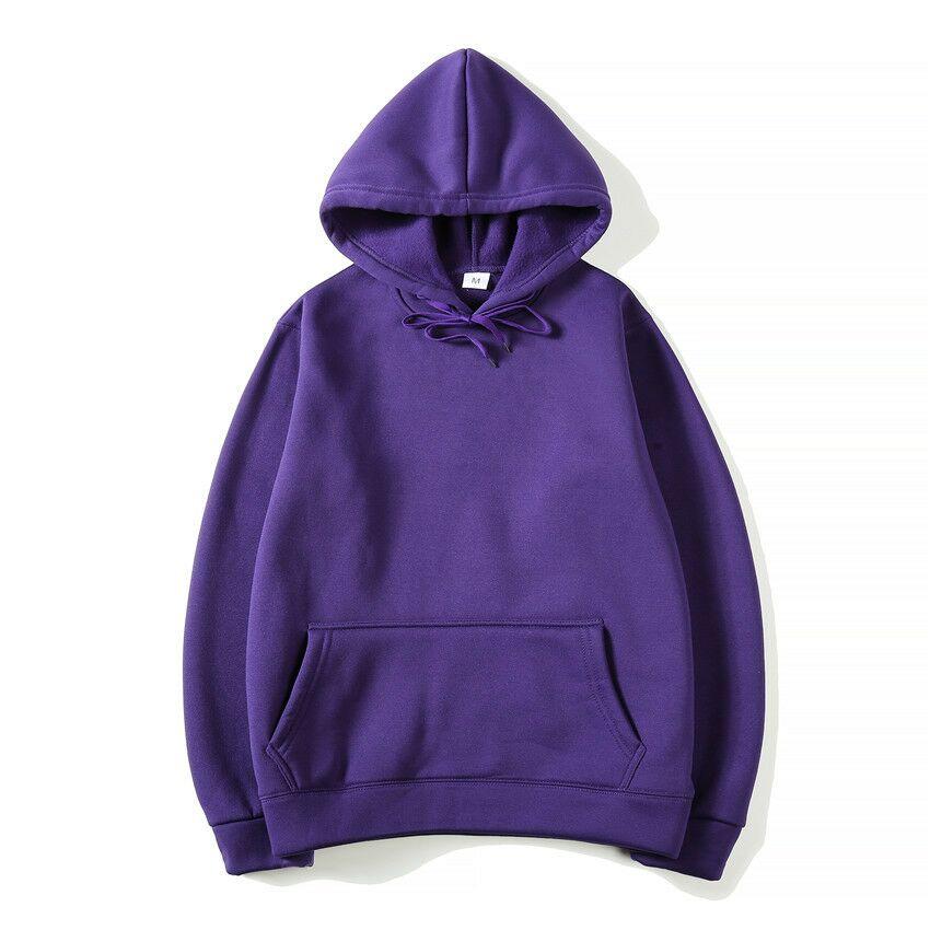 Hoodie2018 New Casual Pink Black Gray Blue  Hip Hop Street Wear Sweatshirts Skateboard Men/Woman Pullover Hoodies