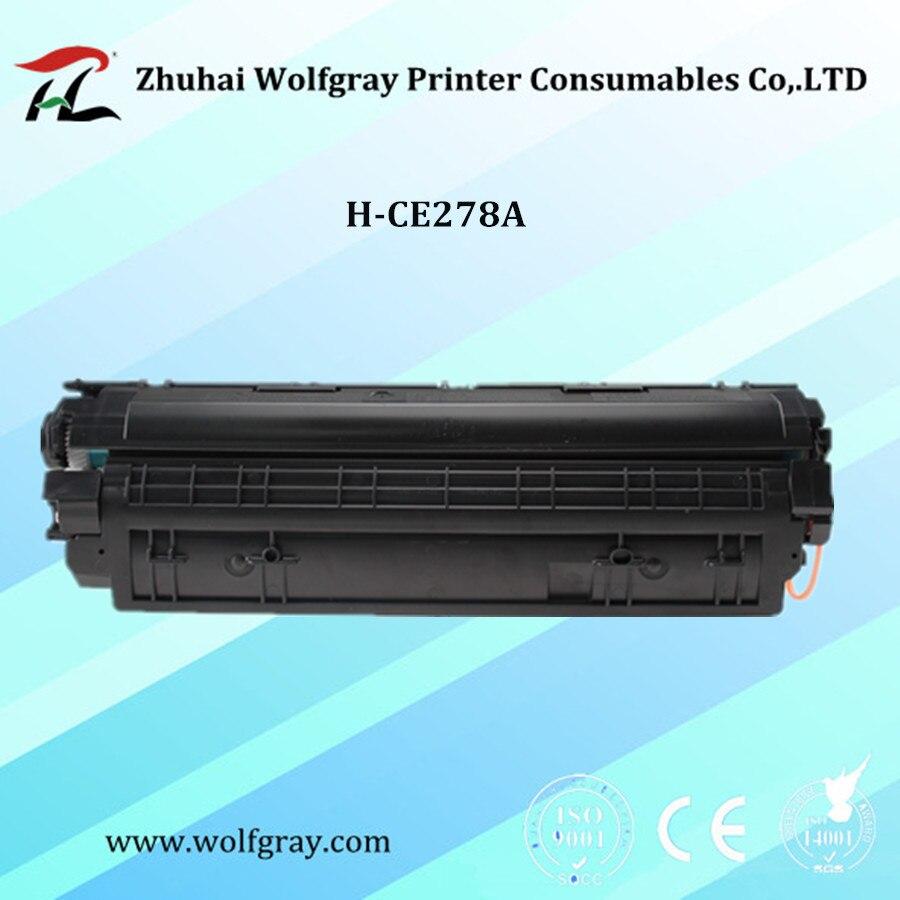 Compatibele eenvoudige navultonercartridge voor HP CE278A 278a 278 - Office-elektronica