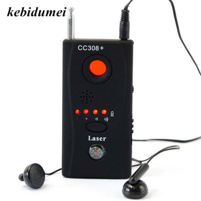 1 Sets Wireless RF Signal Detector CC308 + Multi-Function Camera GSM Alarm System built-in battery Full Range 2
