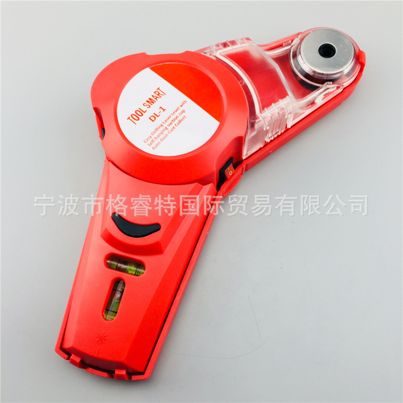 Free Shipping Foreign trade laser level instrument locator Laser infrared dust collector machine high quality southern laser cast line instrument marking device 4lines ml313 the laser level