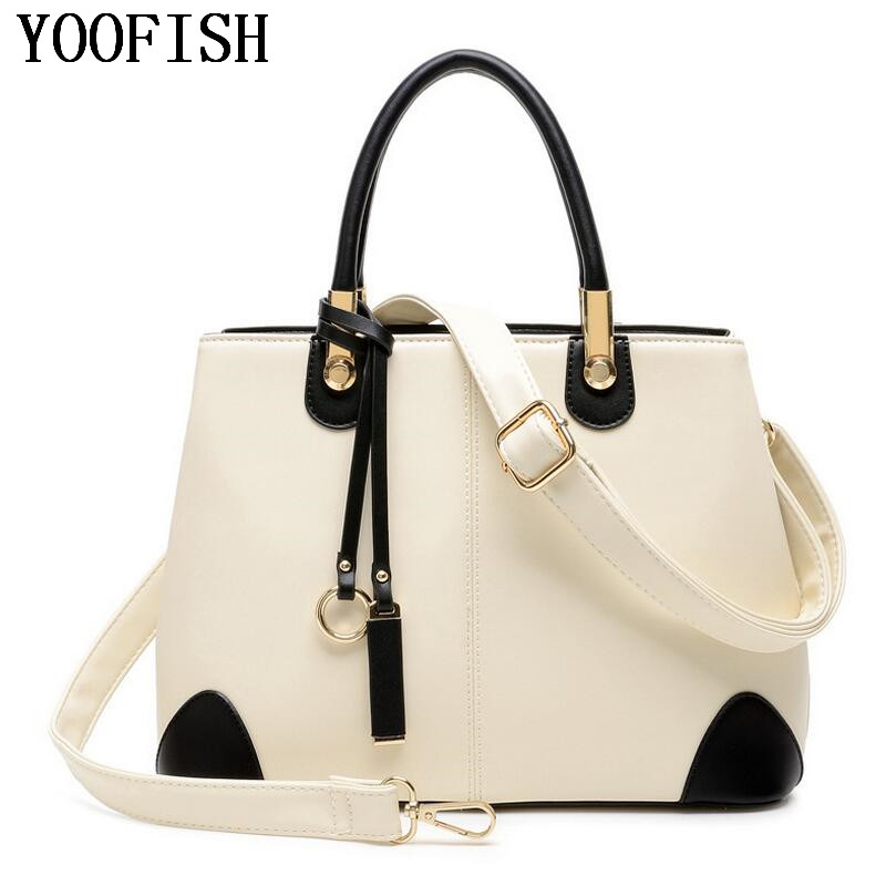 2017  HOT!!!! Women Handbag Special Offer PU Leather bags women messenger bag/ Splice grafting Vintage Shoulder Crossbody Bags caerlif women crossbody bags genuine leather handbag women messenger bag splice grafting women handbag top handle shoulder bag