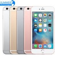 Débloqué Original iPhone 6 S/6 s plus Smartphone IOS Dual Core 12.0MP Caméra 2GM RAM 16/64/128 GB ROM 4G LTE Mobile Téléphone