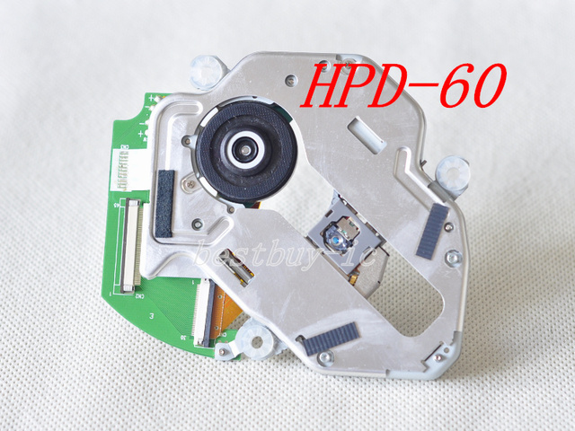 HPD60 / HPD-60 / HPD-60A Optical pickup with mechanism for Car audio system DVD laser head