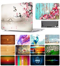 Laptop Case Tablet Shell Keyboard Cover Bag Fit 11 13 15 2018 New Macbook Air A1932 Retina Display Pro Touch Bar A1989 A1990 ZH