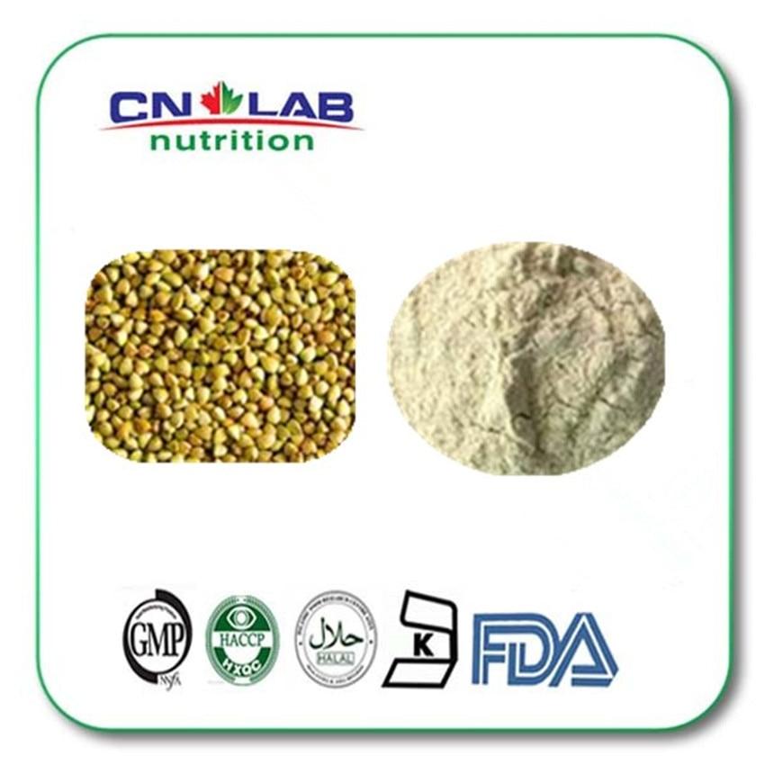 500g manufacturer supply 100% natrue tartary buckwheat extract powder