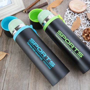 300Ml 480ML Hot Water Thermos Tea Vacuum Flask With Filter Stainless Steel Sport Thermal Cup Coffee Tea Bottle Office Business 2