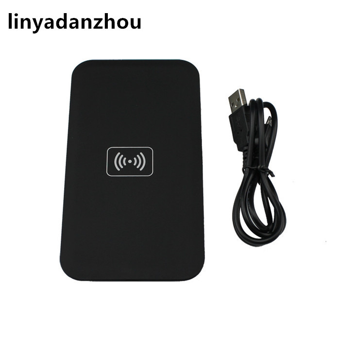 linyadanzhou Qi Wireless <font><b>Charger</b></font> Charging Pad For Doogee Y6 Max X5/Max/Pro Shoot 1 Letv <font><b>Leeco</b></font> Le Max 2/Pro 3/S3
