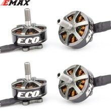 1 шт./2 шт./4 шт. Emax ECO Series 2306 6 S 1700KV 4S 2400KV бесщеточный двигатель для RC моделей запасные части DIY аксессуары
