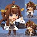 Kantai Coleção Figuras de Ação Nendoroid PVC 100mm Game Anime Brinquedos Figuras Coleccionables Kantai Coleção