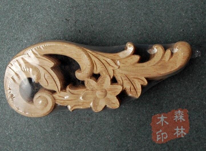 Wood antique furniture dongyang wood carving motif wood shavings