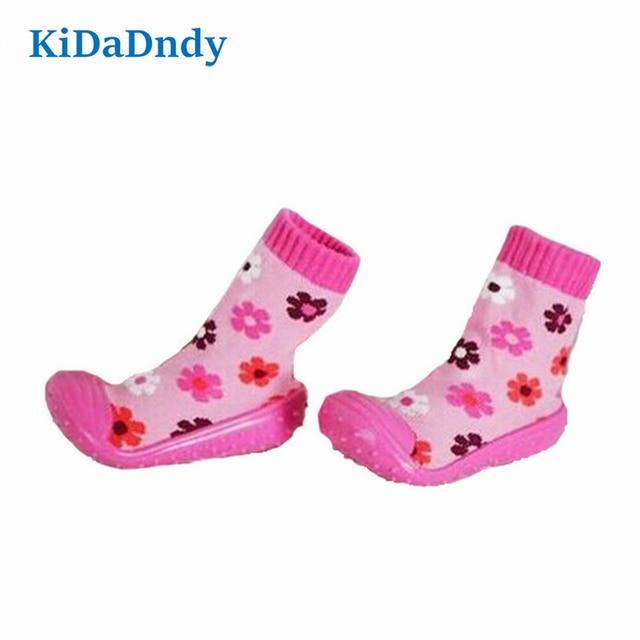 d4fc3a297 Zapatos para niño pequeño, niño, niña, infante, calcetines, suelas de goma