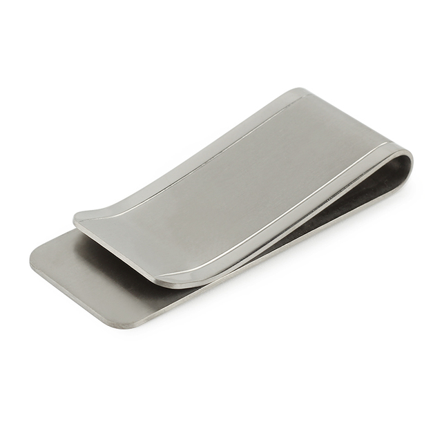 Titanium Alloy Money Clip