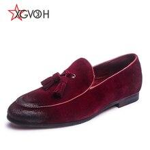 Mens Skor Bekväma Loafers Cow Suede Läder Oxford Mans Bröllop Flats Male Summer Spring Casual Shoes For Business