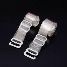 iMucci Transparent Bra Straps Womens Accessories 1 Pair Elastic Adjustable Intimates
